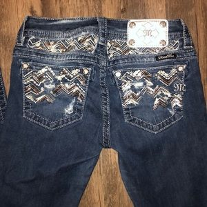 """Miss Me """"Signature Skinny"""" Jeans size 27"""